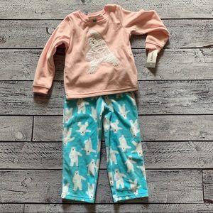 FREEBIE carters pajamas
